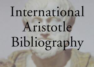 The International Aristotle Bibliography